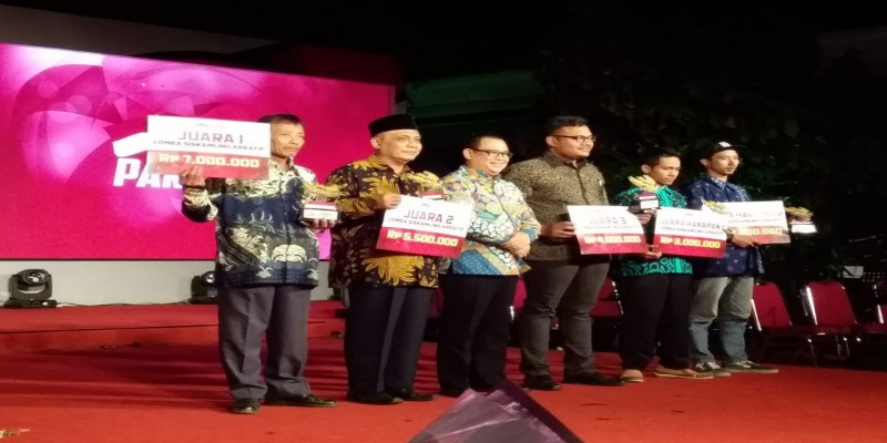 Aktif Menjaga Ketertiban dan Keamanan, Siskamling TELU SONGO SIOGO RT 39 Malangan Juara II Lomba Siskamling Kreatif Tingkat DIY