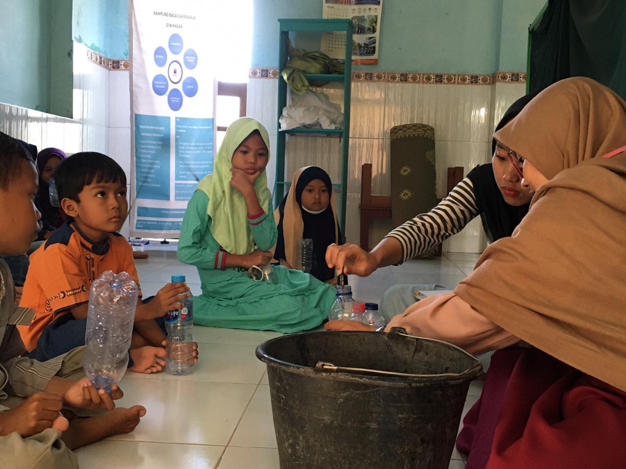 Relawan Mengajar Sinar Giwangan